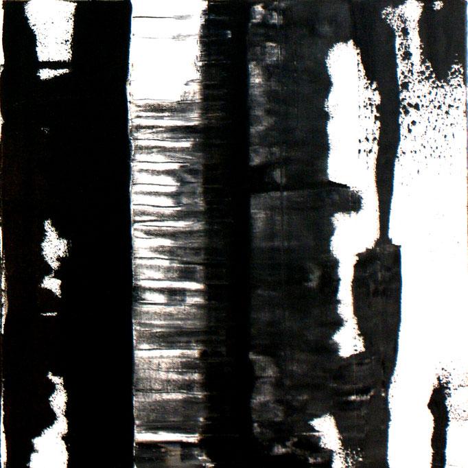 05 Öl auf Leinwand, 40 x 40 cm, 2017