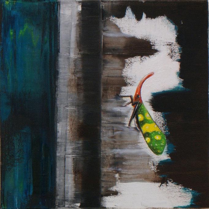 03 Öl auf Leinwand, 40 x 40 cm, 2017