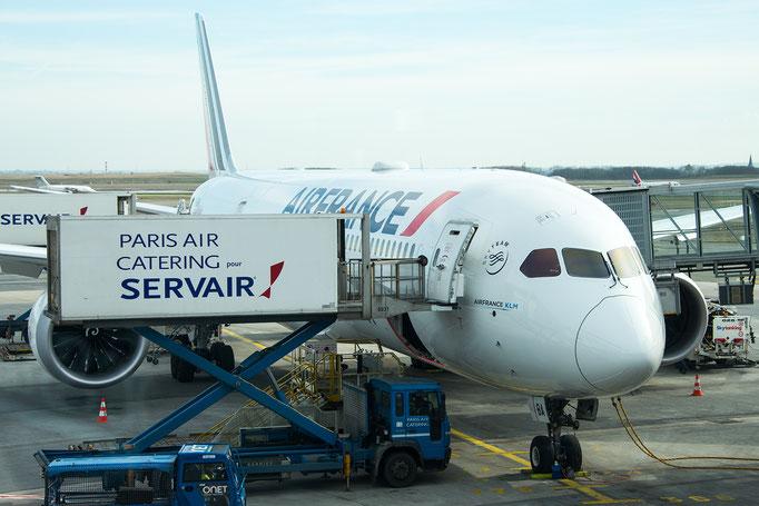F-HRBA; Air France B787-9
