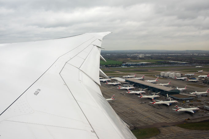 takeoff LHR