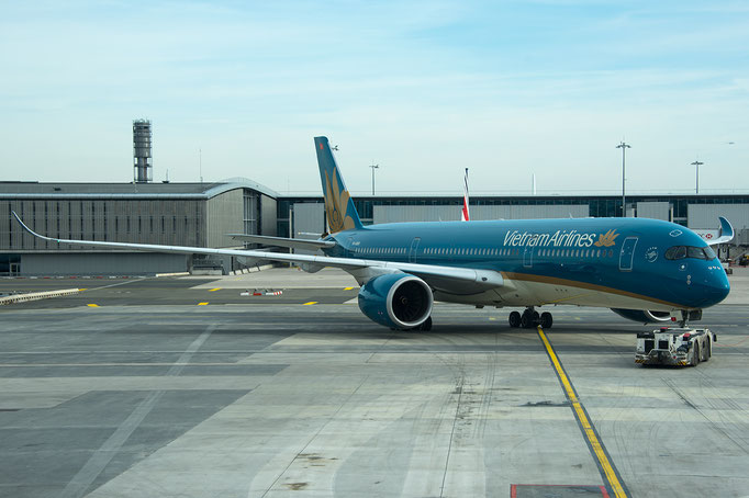 Terminalspotting: Vietnam A350-900