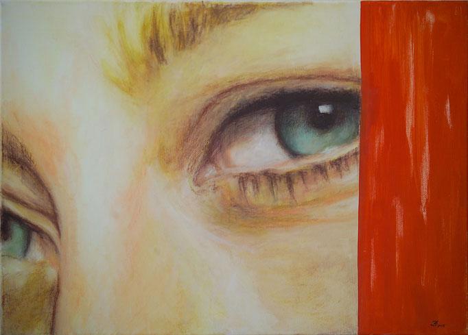 Eyes, 80x60m verkauft