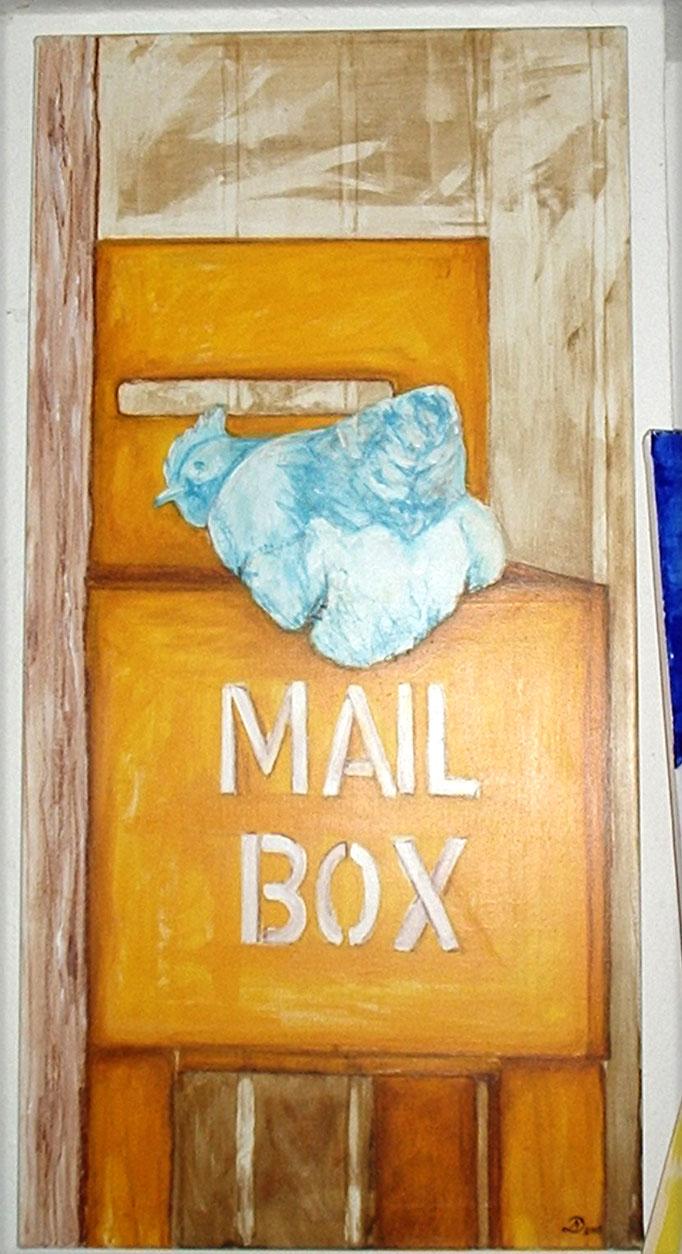 Mailbox, 60x120, gestiftet dem ReBUZ Bremen West
