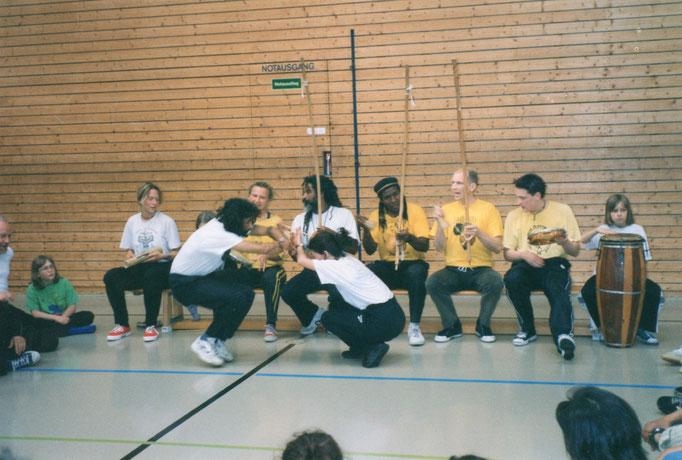 Pfingsten 1999 Turnseeschule