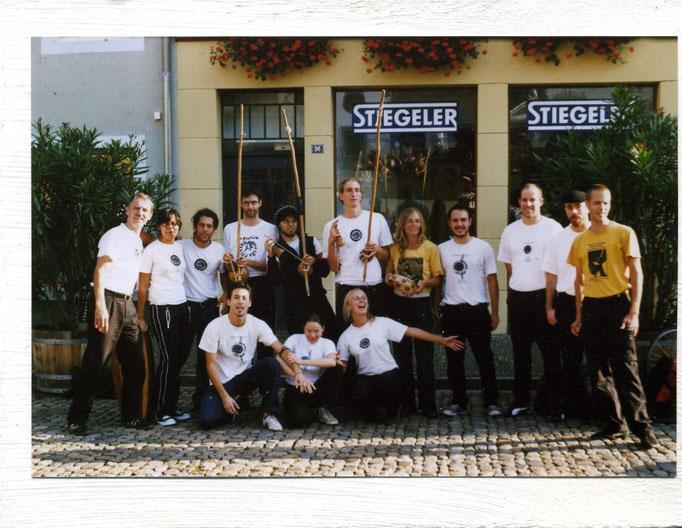 Augustinerplatz 2006