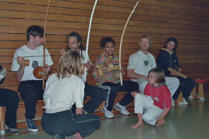 Training 2001