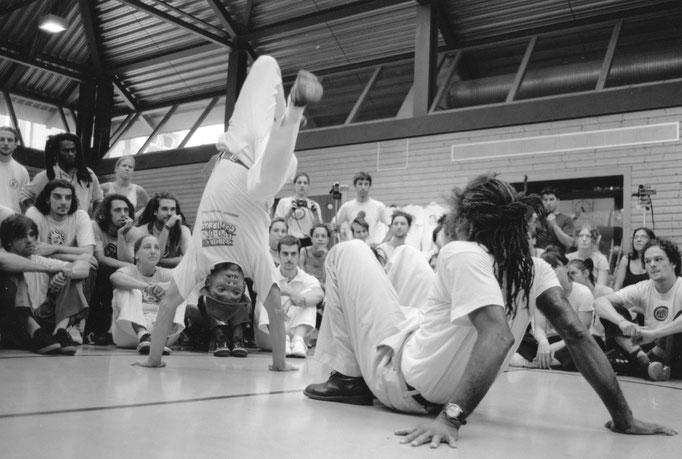 Himmelfahrt 2003 in der Turnseeschule