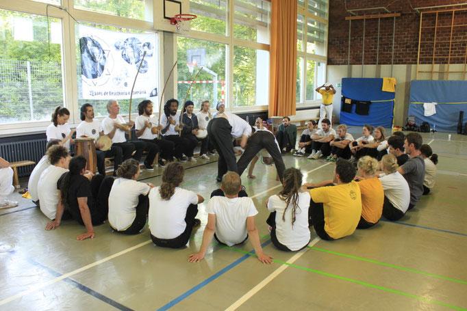 Pfingsten 2015 Max Weber Schule
