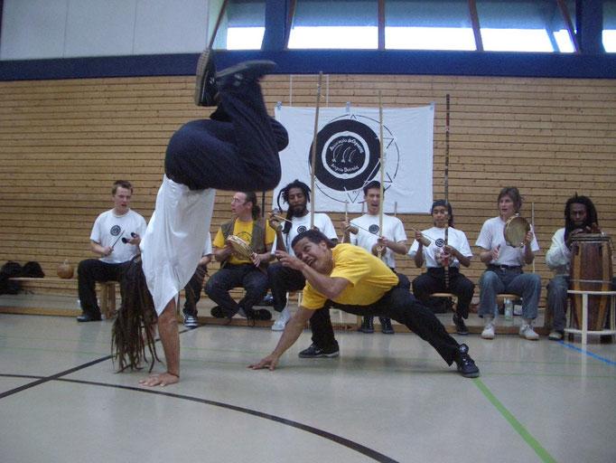Pfingsten 2004 in der Turnseeschule