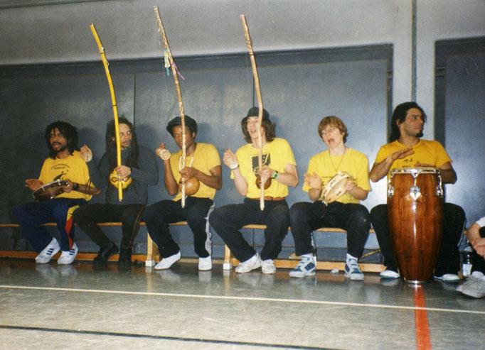 Ostern 1996 Walter-Eucken-Gymnasium