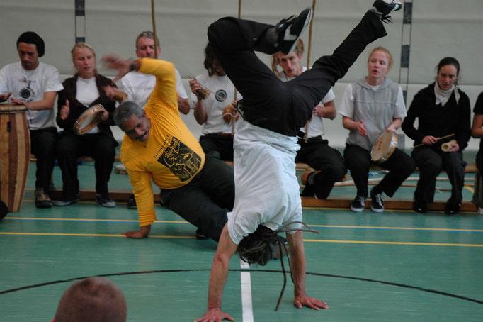 Pfingsten 2006 Deutsch-Französiches Gymnasium