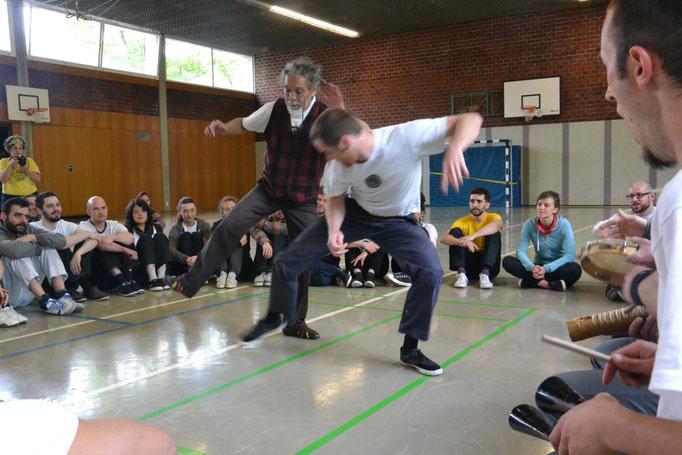 Pfinsten 2013 Max Weber Schule