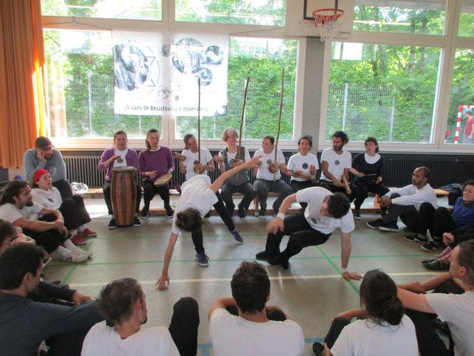 Pfingsten 2018 Max Weber Schule