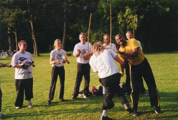 Im Stadtgarten 2001