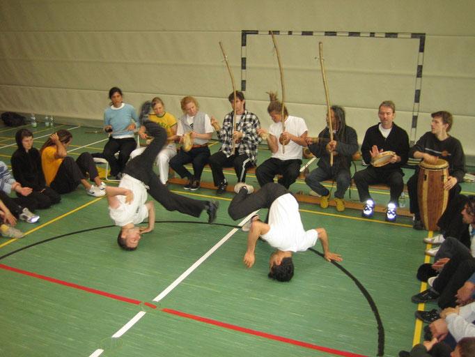Pfingsten 2005 Deutsch-Französiches Gymnasium