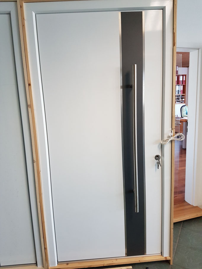 Alu-Haustür Pasching