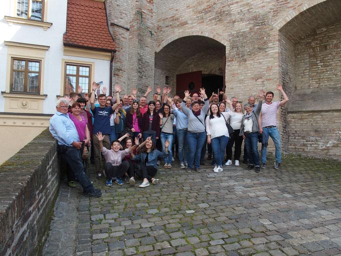Ausflug nach Augsburg