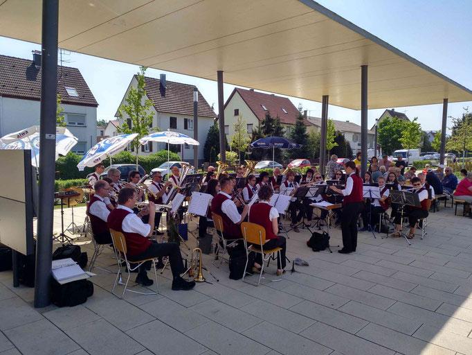 Konzert im Bürgerpark