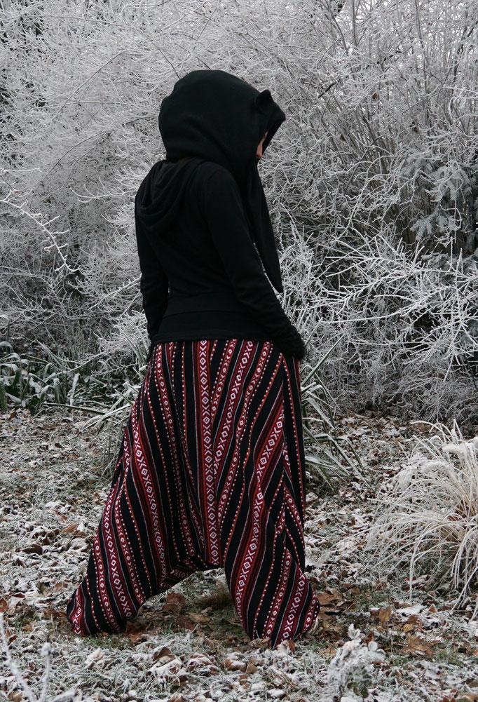 Winter Harempants/ Haremshose