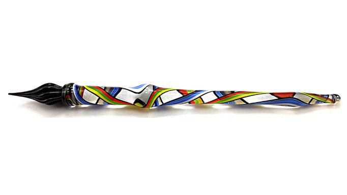 Beispiel: * Glass Pen * Dip Pen * Unikat *  im Etsy-Shop kaufen