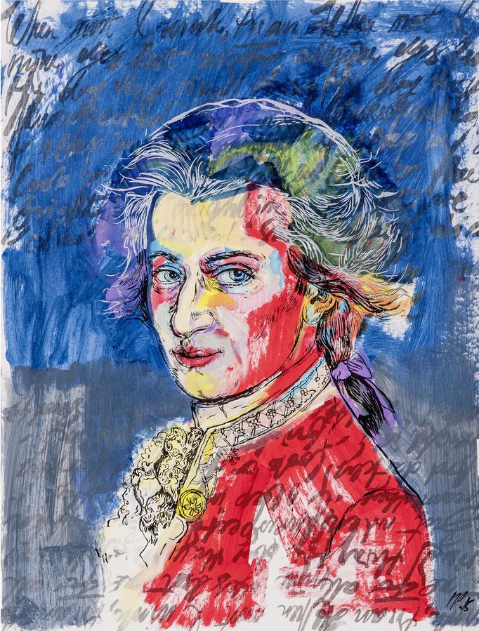 Mozart (sold)