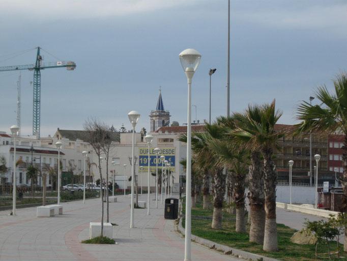 Chipiona Promenade