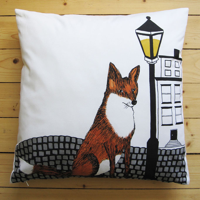 Cushion Urban Fox