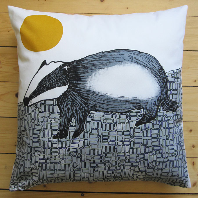Cushion Urban Badger