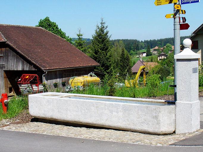 Dorfbrunnen Gondiswil