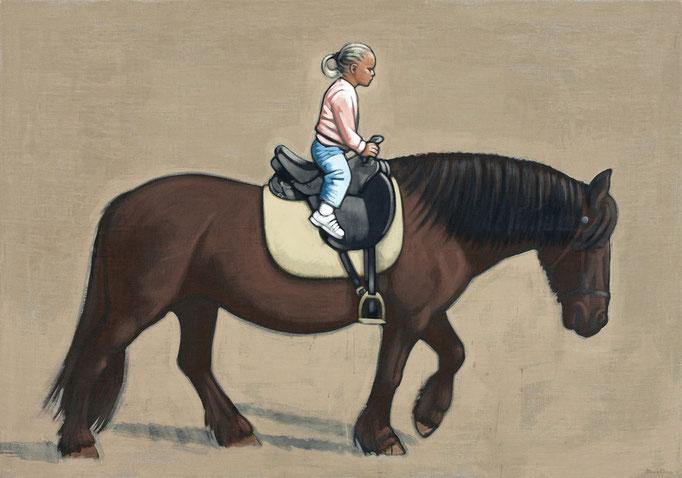 Ponyhof | Jan09 | 200x140 cm | •