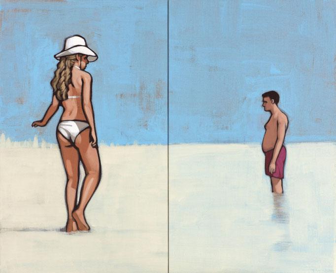 Lignano Sabbiadoro No.2 | Jan10 | 100x80 cm