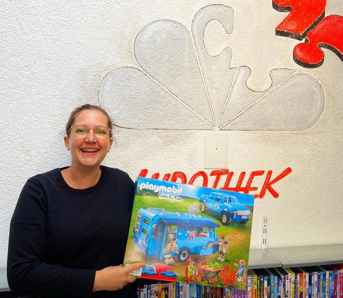 Yanick Brügger: Playmobil / Ausleihe