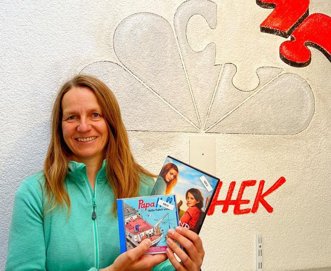 Susanne Bircher: DVD/ CD / Ausleihe
