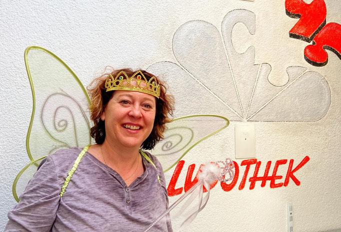 Ingrid Spiess: Leiterin / Ausleihe