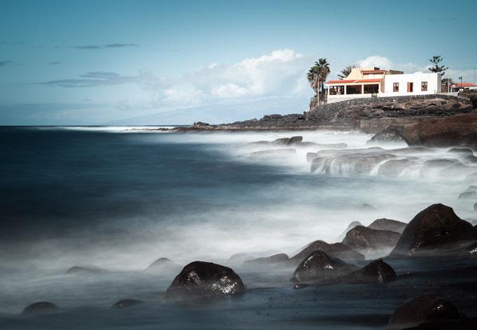 TENERIFFA - Playa de la Enramada