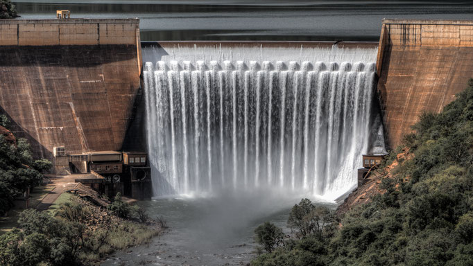 Blyde River Canyon Dam