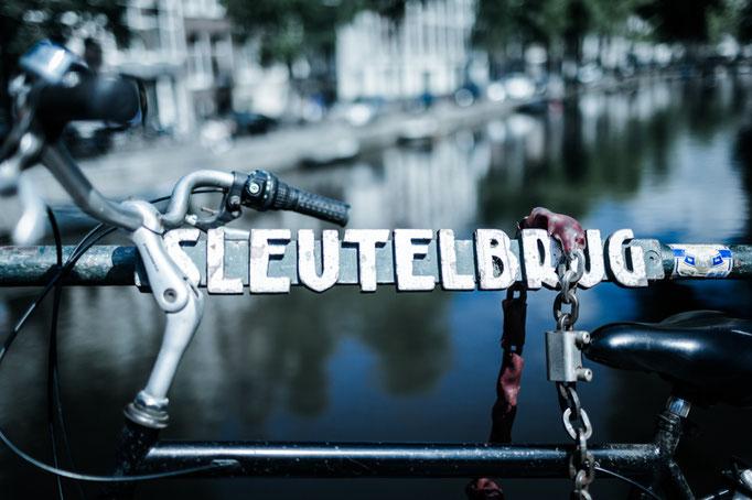 Sleutelbrug - Amsterdam