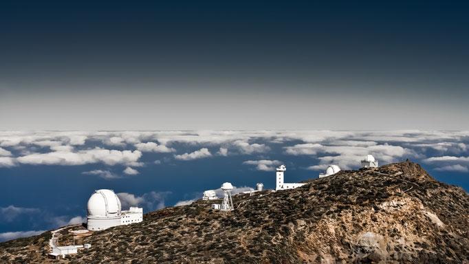 LA PALMA - Observatories