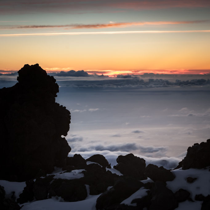 TENERIFFA - Teide @ Sunrise