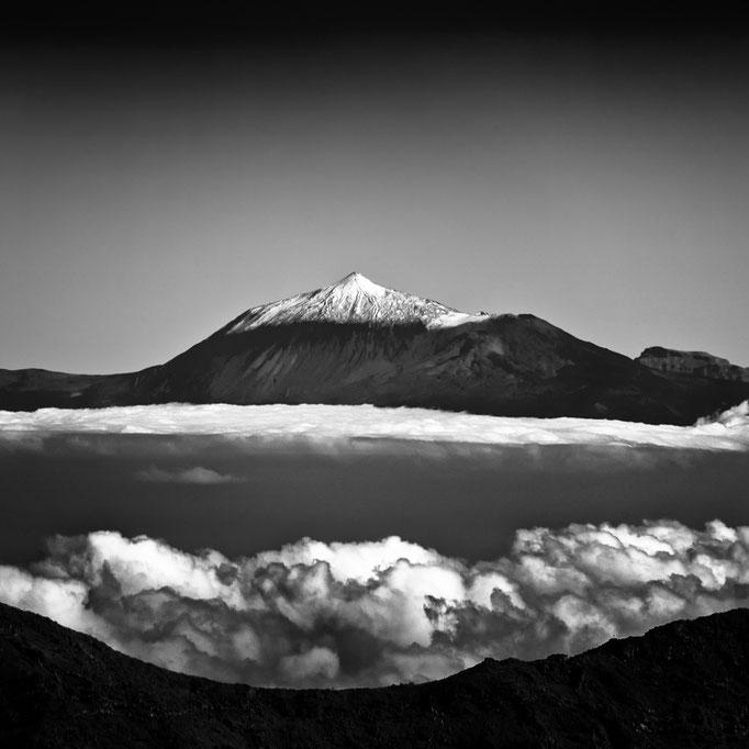 LA PALMA - El Teide de Teneriffe