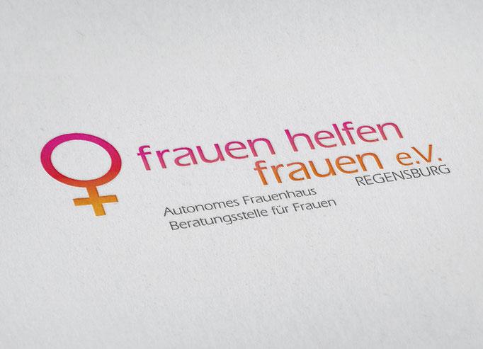 Frauen helfen Frauen e.V. - Logo