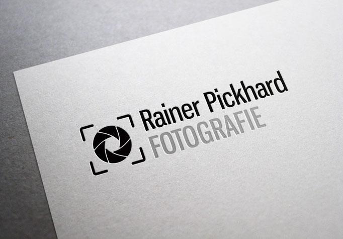 Rainer Pickhard Fotografie - Logo