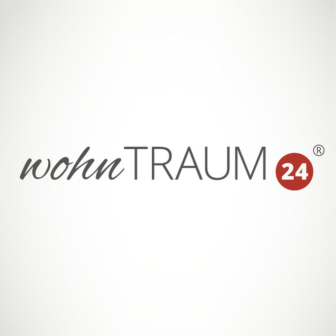 wohnTRAUM24 - Logo für Online-Shop