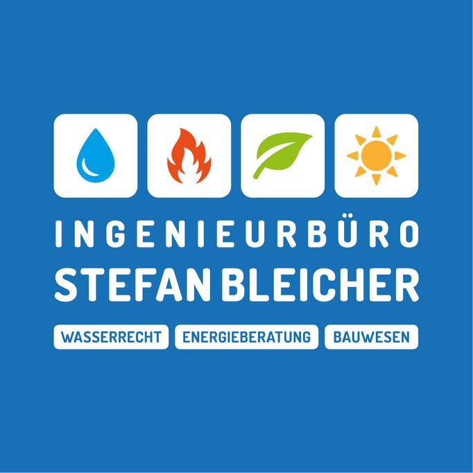 Ingenieurbüro Stefan Bleicher - Logo