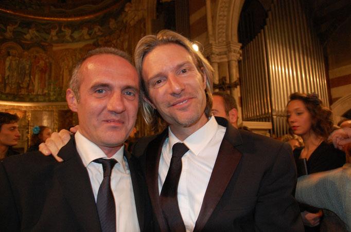 con Eric Whitacre