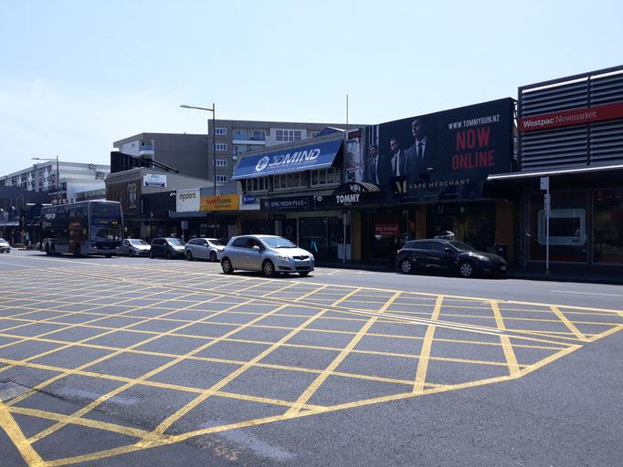 - Newmarket - Nouvelle-Zélande -