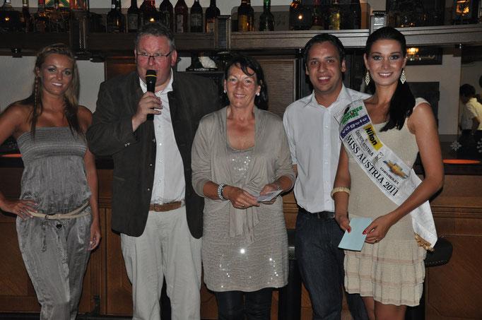 Miss Austria 2011