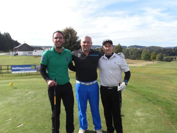 Raiffeisen Golf Trophy 2013