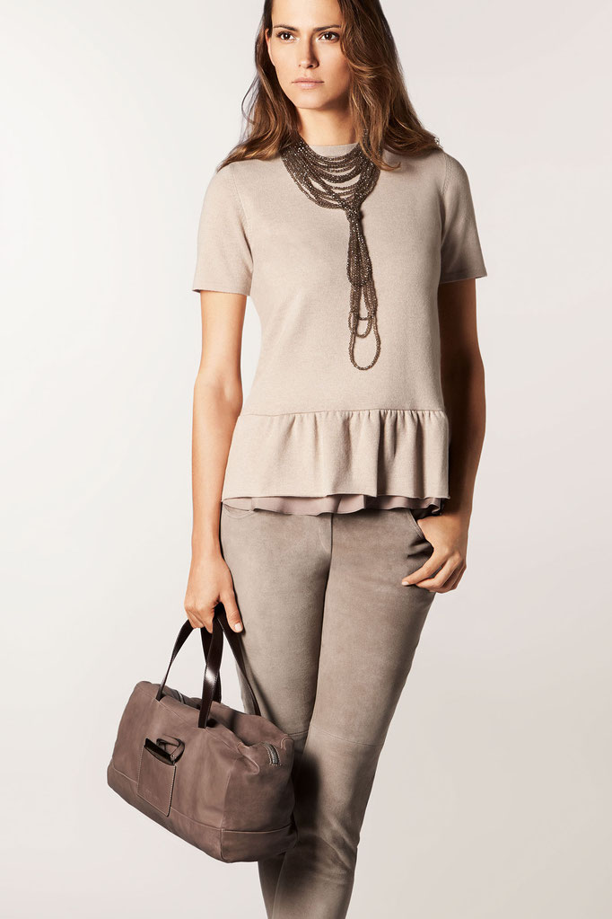 Lookbook Brunello Cucinelli by Monica Monimix Antonelli