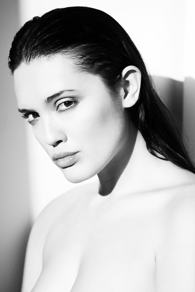 Portrait of Micol Ronchi by Monica Monimix Antonelli